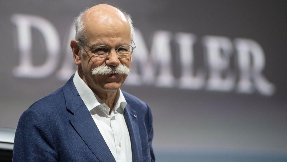Tui braucht neue Impulse, Dieter Zetsche könnte sie dem Reisekonzern geben