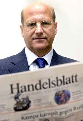 Verschnaufpause des Jahres: Handelsblatt-Stratege Nienstedt