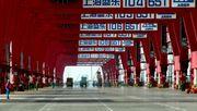 Chinas Wirtschaft wächst stärker als erwartet
