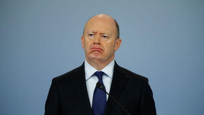 So lassen sich Milliardenverluste aushalten: Powersätze für die Deutsche Bank