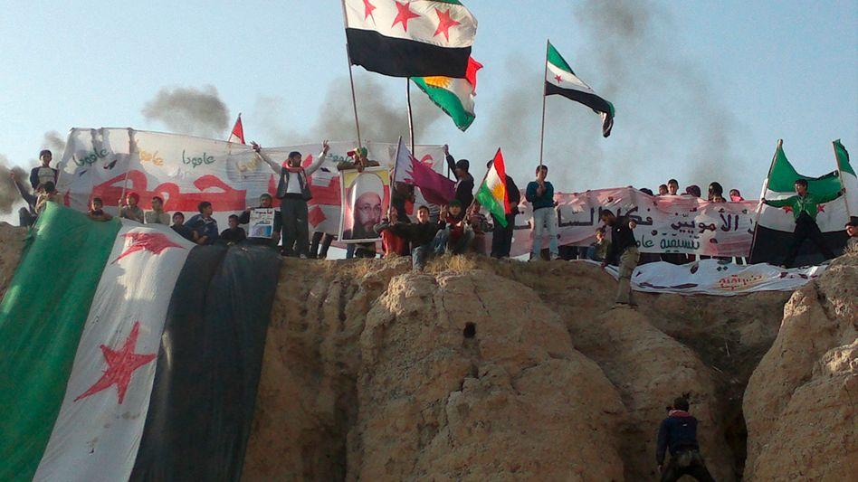 Aufgewühltes Land: Syrien am Rande einer Revolution