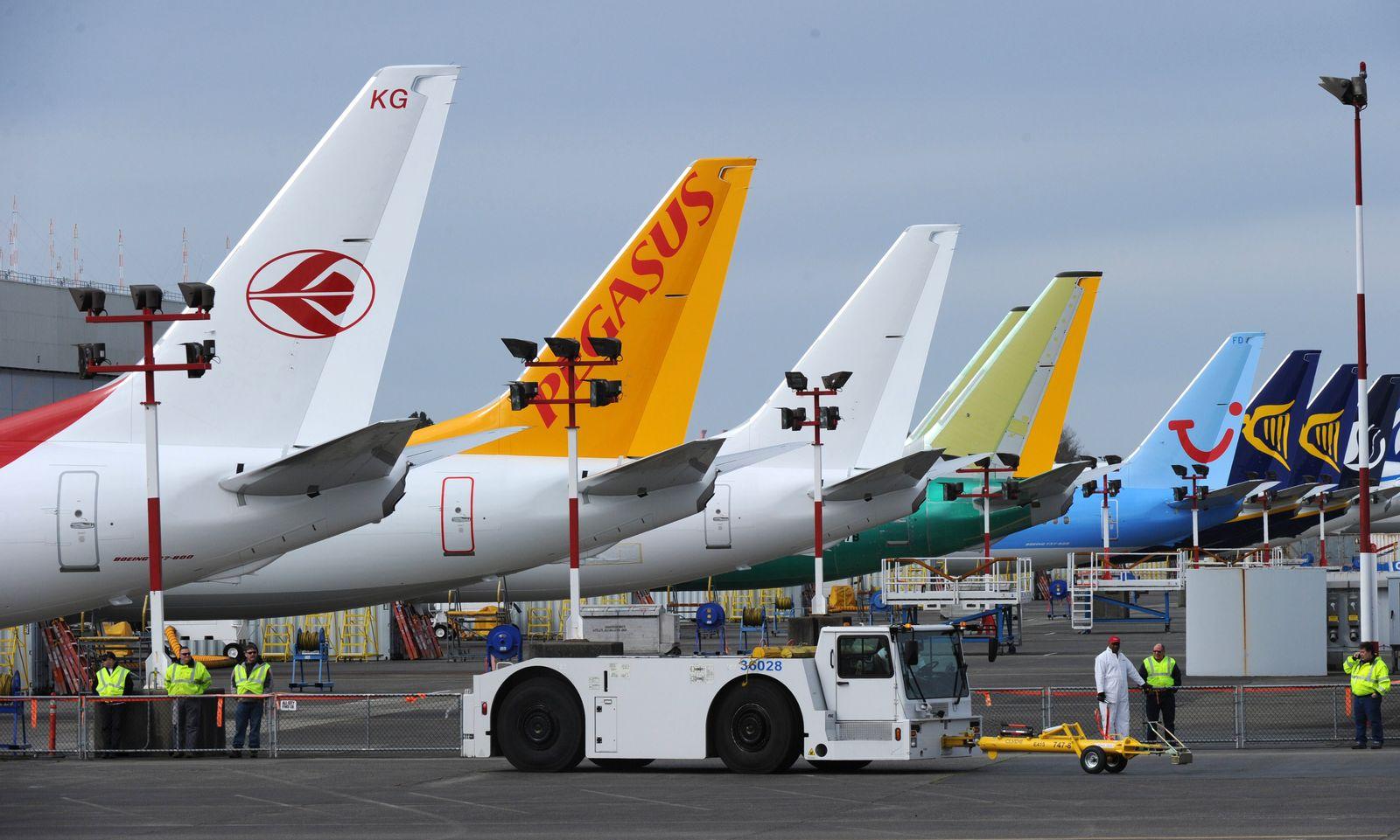 Boeing 747 800 NG