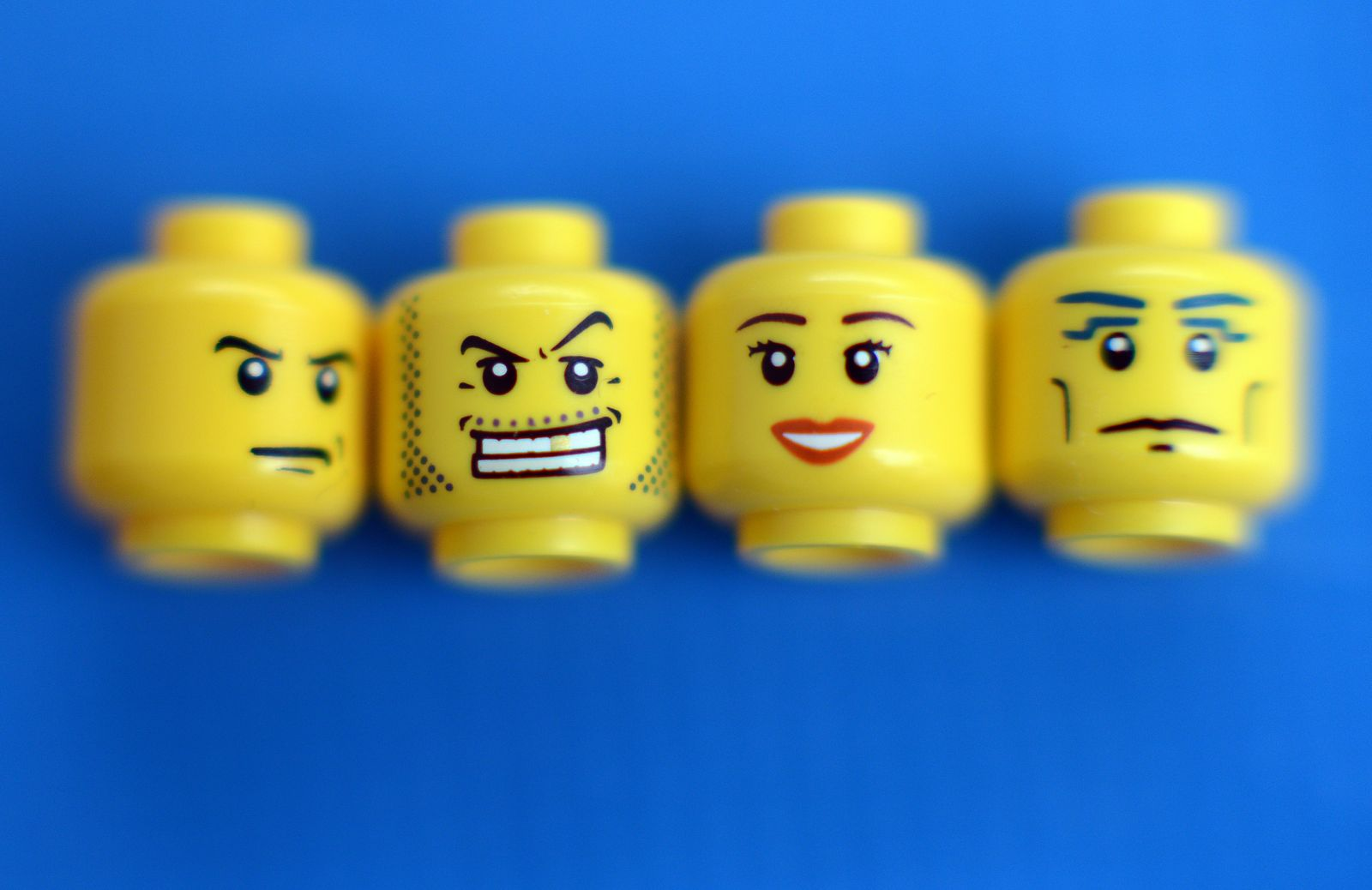 Aggro-Lego