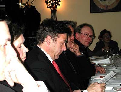 Sigmar Mosdorf, parlamentarischer Staatsekretär beim Bundeswirtschaftsministerium, will Frauen fördern.