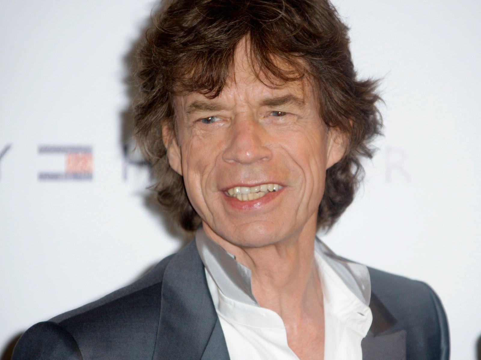 Filmfestival Cannes / Mick Jagger