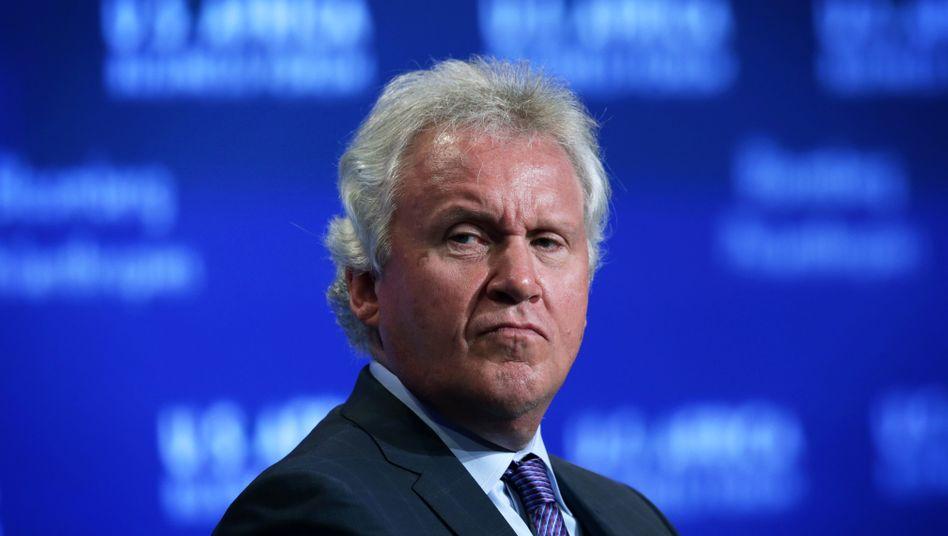 Jeff Immelt: Nach dem CEO-Posten bei GE hat Immelt nun auch den Chairman-Posten geräumt. Zahlreiche Topmanager haben den US-Konzern inzwischen verlassen