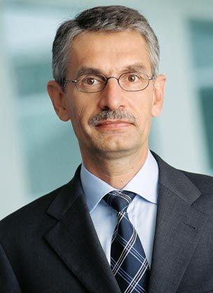 Vor dem Abgang: Siemens-Zentralvorstand Feldmayer