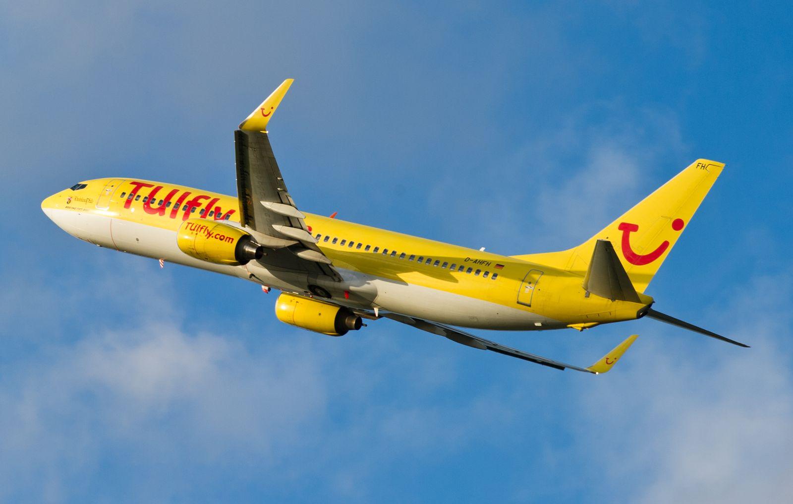 TuiFly / Boeing 737-800 / TUI