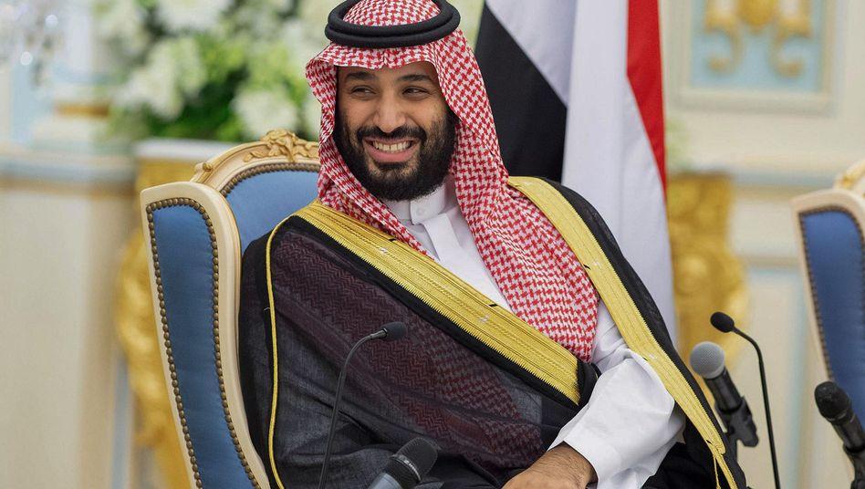 Mohammed bin Salman: Der saudische Kronprinz muss künftig knapper kalkulieren
