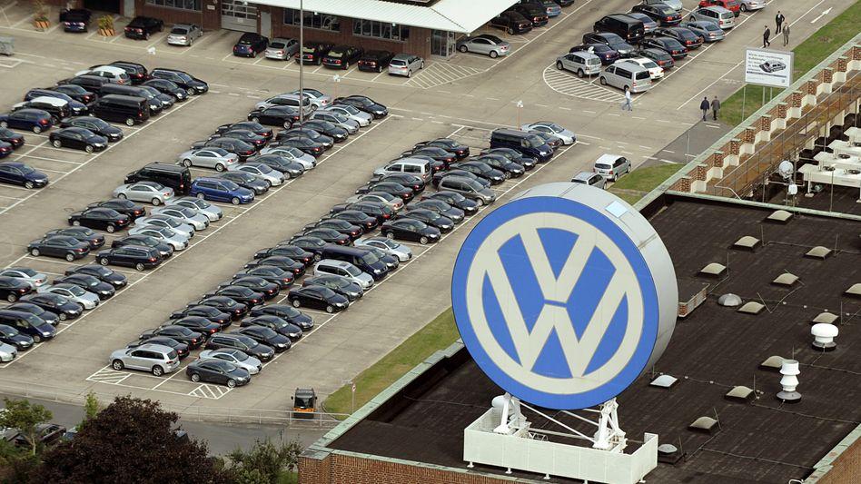 VW-Stammwerk in Wolfsburg: Rund 1400 Schadenersatzklagen anhängig