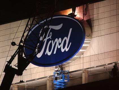 Ford: Der Absatz bricht ein