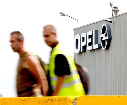 Vergrätzt: Die Opel-Mitarbeiter und ihr Betriebsrat keilen gegen General Motors