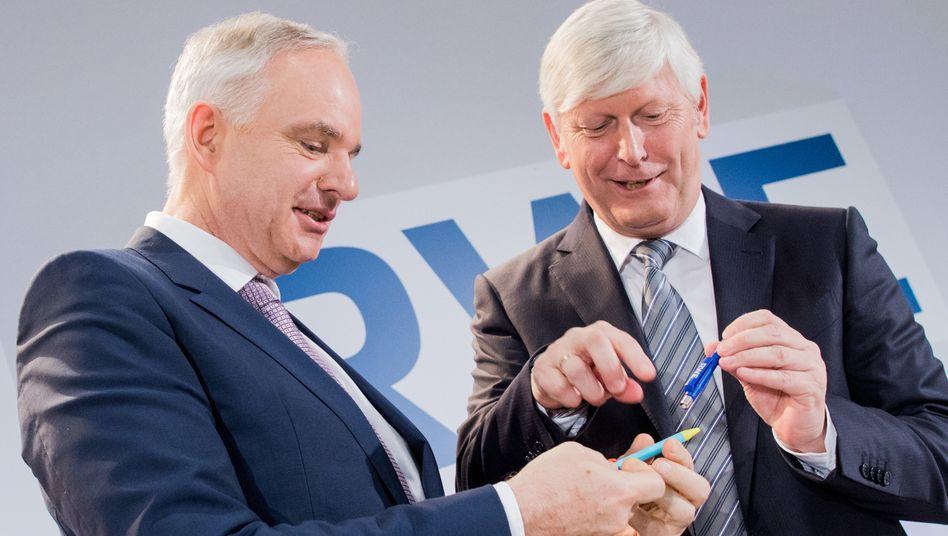 """RWE-Chef Schmitz: """"Begründung sehr verwunderlich"""""""