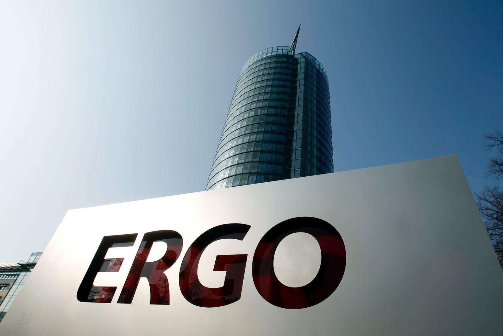 NICHT VERWENDEN ERGO / Logo