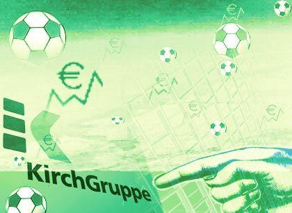 Sollen Kirch aus der Krise führen: Die Rechte an den Fußball-Weltmeisterschaften