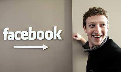 Wird er seinen Erfolg ummünzen (können)? Facebook-Gründer Mark Zuckerberg