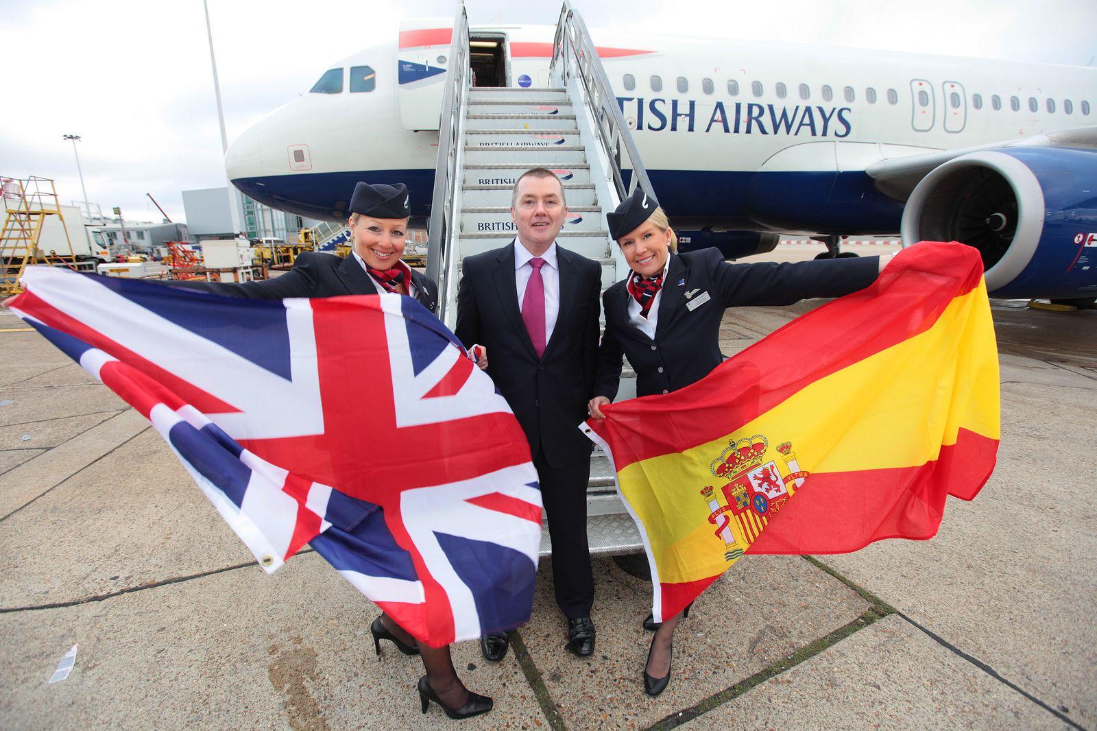 Britain British Airways Iberia