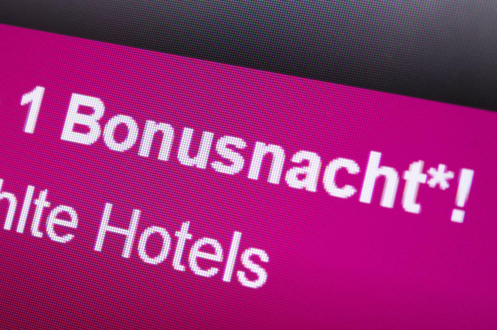 EINMALIGE VERWENDUNG Flexibilität oder Blindbooking:Wie man Geld bei Hotels spart