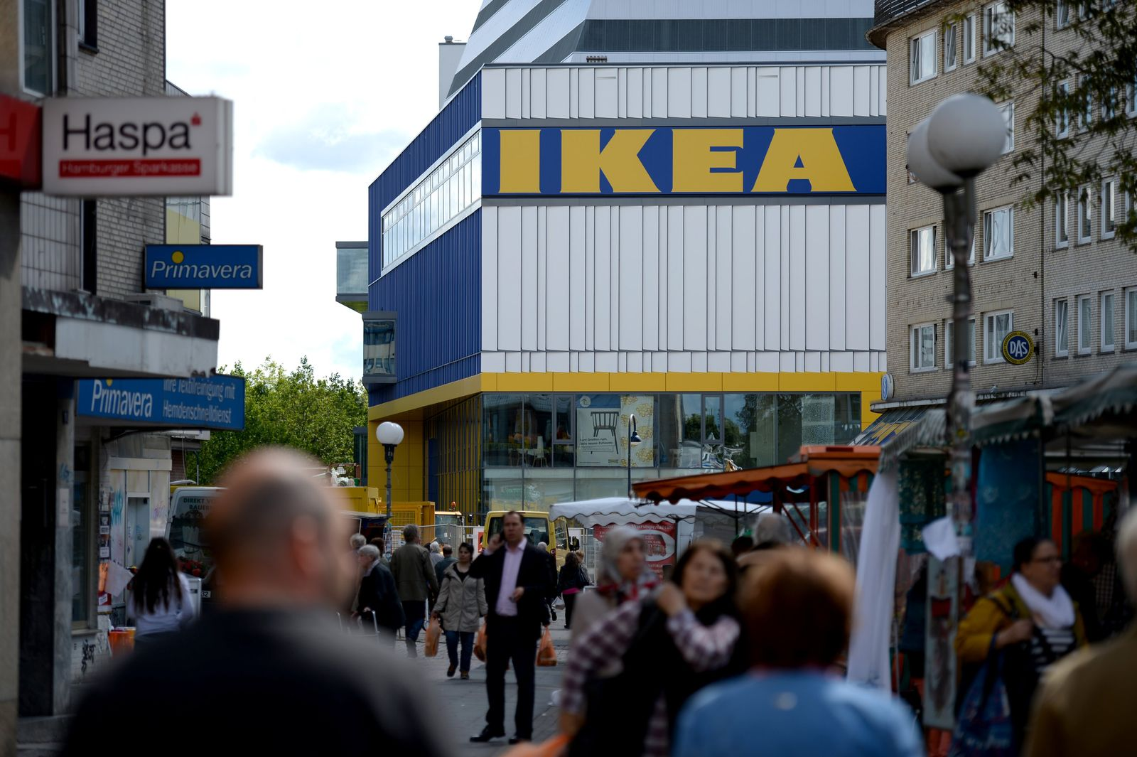 Neues IKEA-Einrichtungshaus in Hamburg-Altona