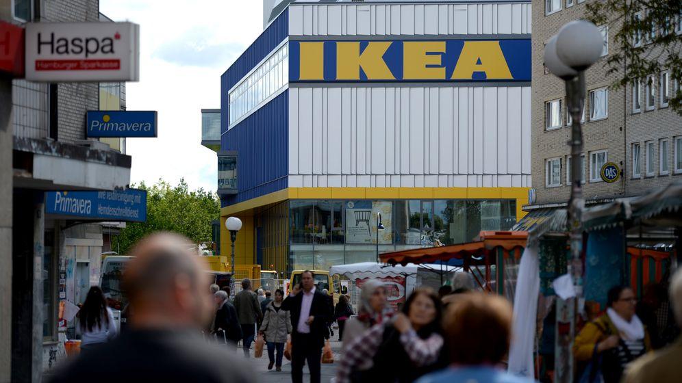 Neues Konzept: Ikea in der City