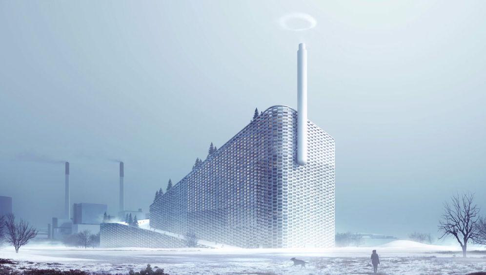 Crowdfunding: Star-Architekt will Dampfringgenerator bauen