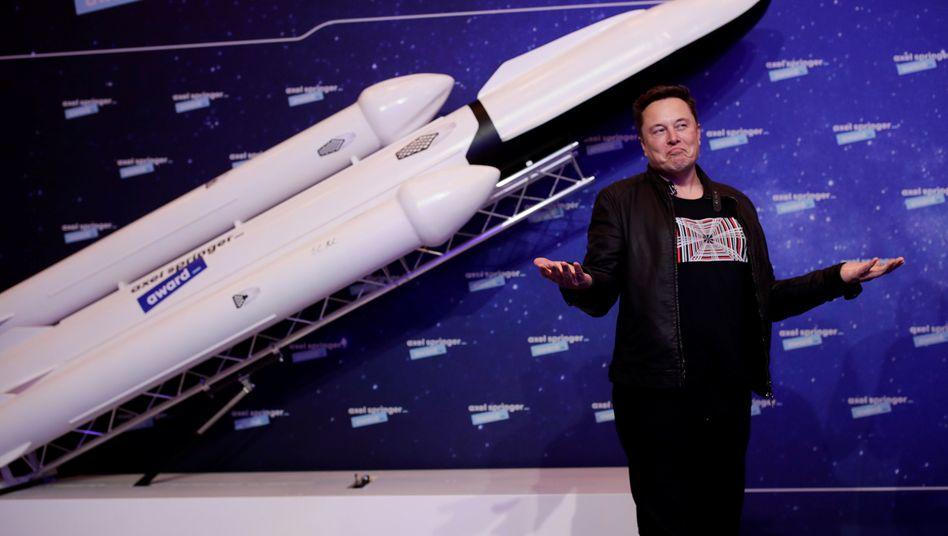 Und tschüss: Elon Musk kehrt Kalifornien den Rücken, zumindest privat