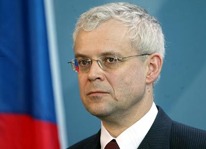EU-Skeptiker: Der tschechische Premierminister Vladimir Spidla