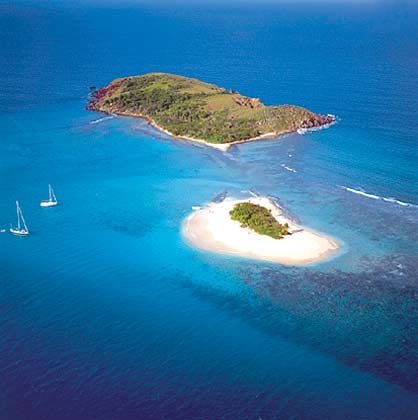 Green Cay, British Virgin Islands (Karibik), Größe: 64.000 Quadratmeter, Kaufpreis: 1,7 Millionen Dollar