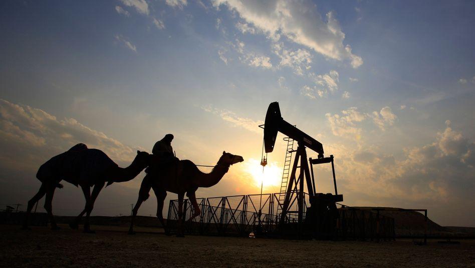 Saudi Arabien legt sich als weltweit größte Ölexporteur mit den USA an