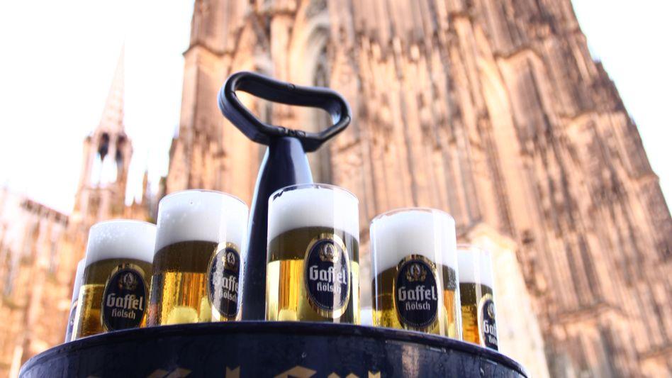 Im Blick der Staatsanwaltschaft: Die Kölsch-Brauerei Gaffel