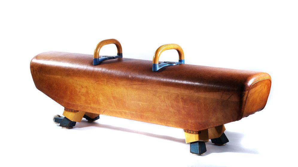 Edel-Recycling: Möbel aus alten Turngeräten