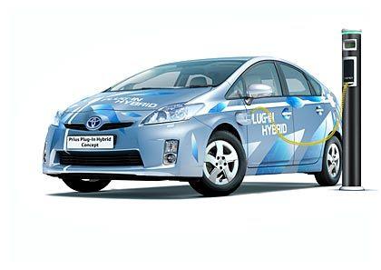 Streitobjekt: Der Toyota Prius, das bislang erfolgreichste Hybridauto