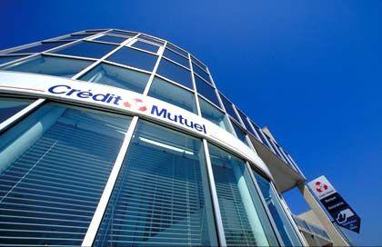 Crédit Mutuel: Sitz des Dachverbands in Paris