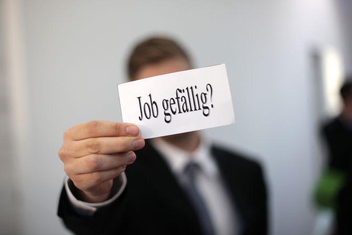 Sie können sich aussuchen, wo Sie arbeiten wollen? Fein. Aber vergessen Sie nicht, höflich dort abzusagen, wo Sie es nicht tun wollen