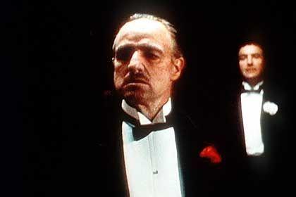 """Nicht zur Nachahmung empfohlen: Rache ist unter Mafiaangehörigen gang und gäbe, wie im Film """"Der Pate"""""""