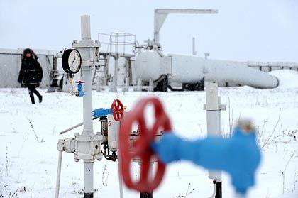 Technisches Problem: Zu geringer Druck könnte Gasleitungsnetz beschädigen