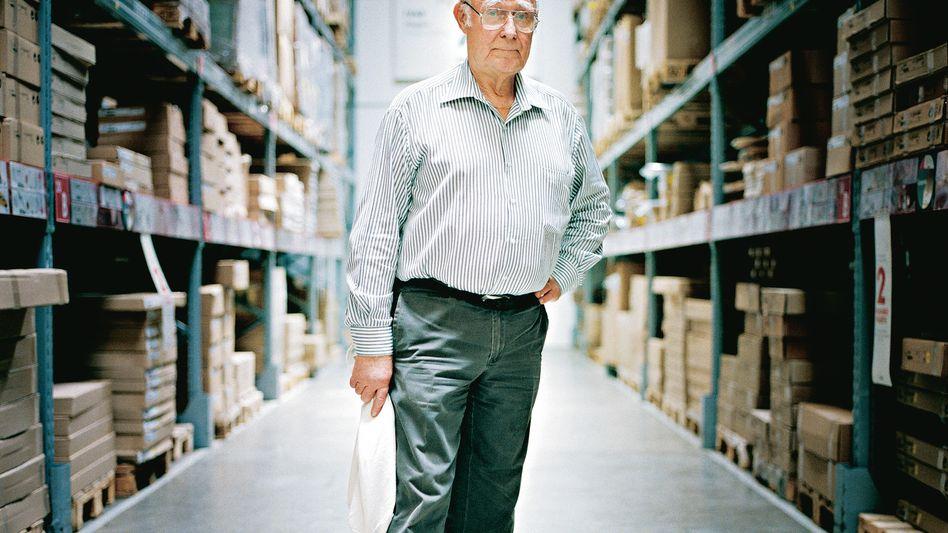 Ingvar Kamprad: Schrittweiser Rückzug seit 27 Jahren