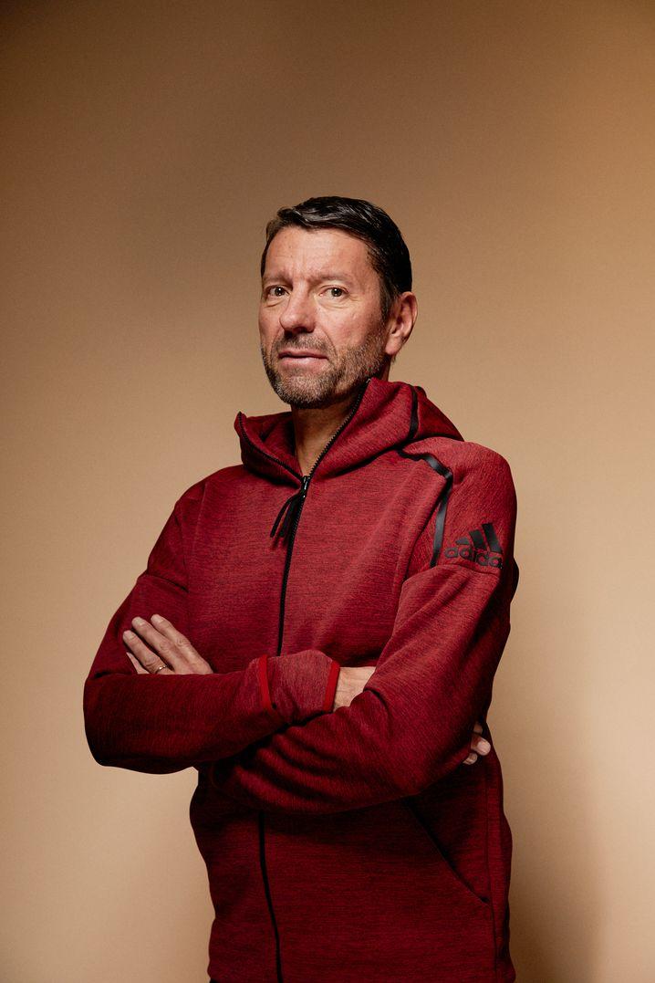 Führungskraft mit eigenem Leitbild: Kasper Rorsted.