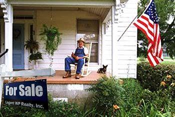 Zu verkaufen: Immer mehr US-Bürger können ihre Immobilienkredite nicht bedienen. Die Ausfallraten steigen und belasten die Banken, die mit verbrieften Hypothekenkrediten in der Vergangenheit sehr gute Geschäfte gemacht hatten