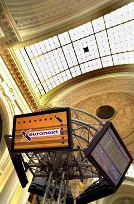 Euronext (Brüssel): Abstimmung über die angestrebte Fusion mit der US-Börse Nyse im nächsten Frühjahr