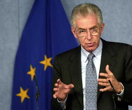 EU-Kommissar Monti: Landesbanken im Visier