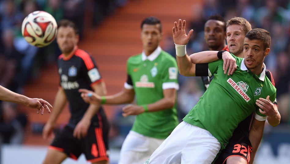 Werder-Spieler: Steiniger Weg - auch finanziell