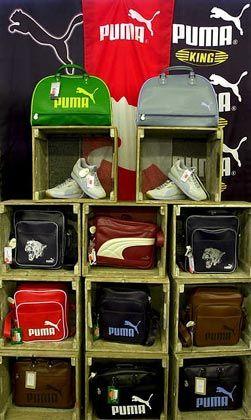 Agile Taschenspieler: Produktserie von Puma