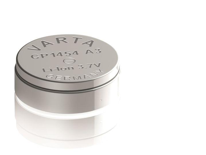 Lithium-Ionen-Knopfzellen von Varta sind in vielen kabellosen Kopfhörern verbaut