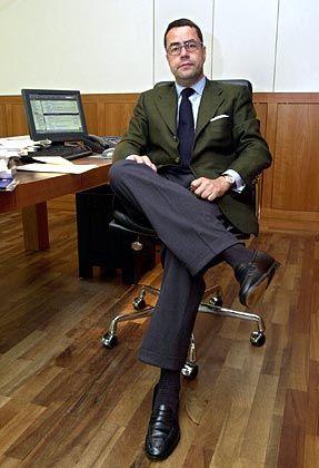 Lobby-Dienste beim Telekom-IPO: Moritz Hunzinger