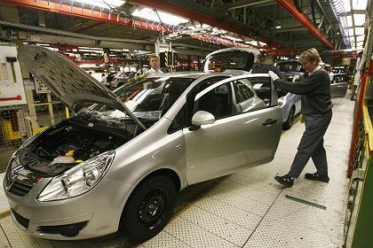 Opels Perle:Das Werk in Eisenach