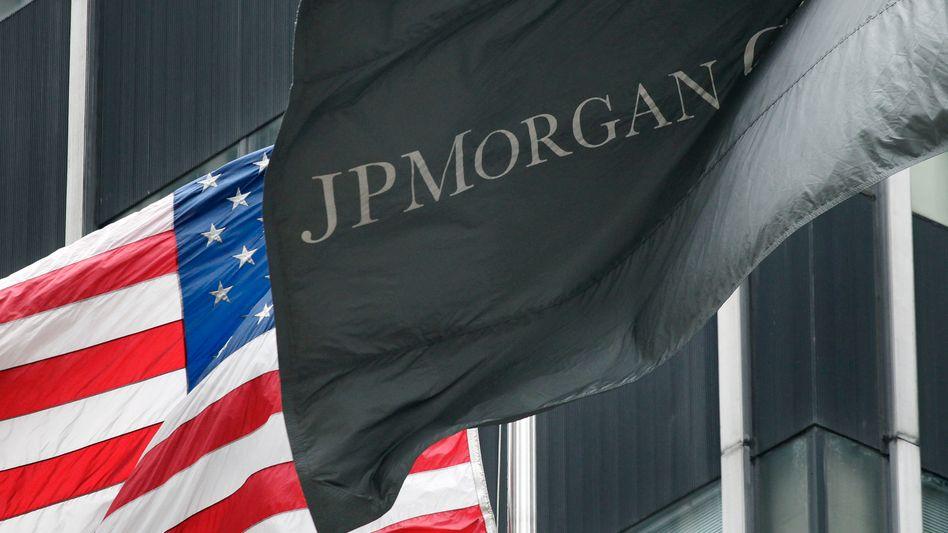 Hauptsitz von JPMorgan in New York: 21,3 Milliarden Dollar Jahresüberschuss
