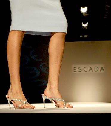 Escada-Präentation: Es geht aktuell nicht mehr um Laufsteg-Glamour, sondern vor allem um 2200 Jobs