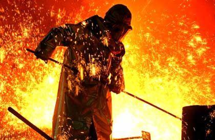 Erdemir gilt als Kronjuwel: 5,5 Millionen Tonnen Stahl jährlich