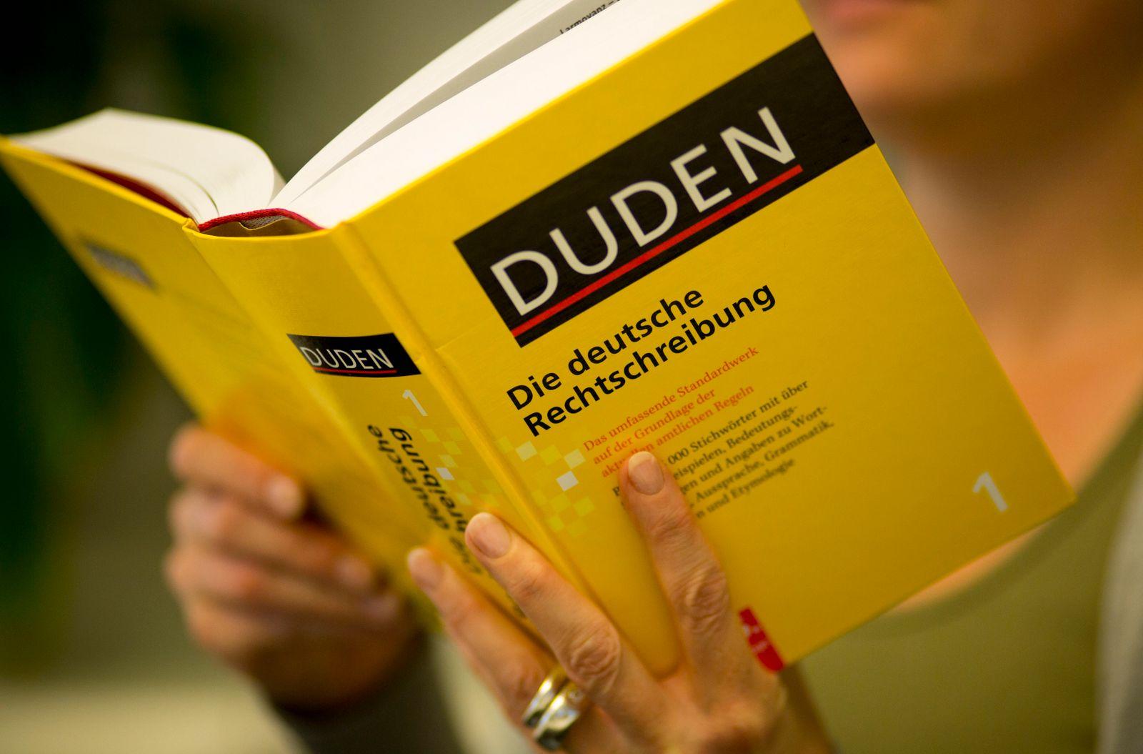 Duden / Rechtschreibung